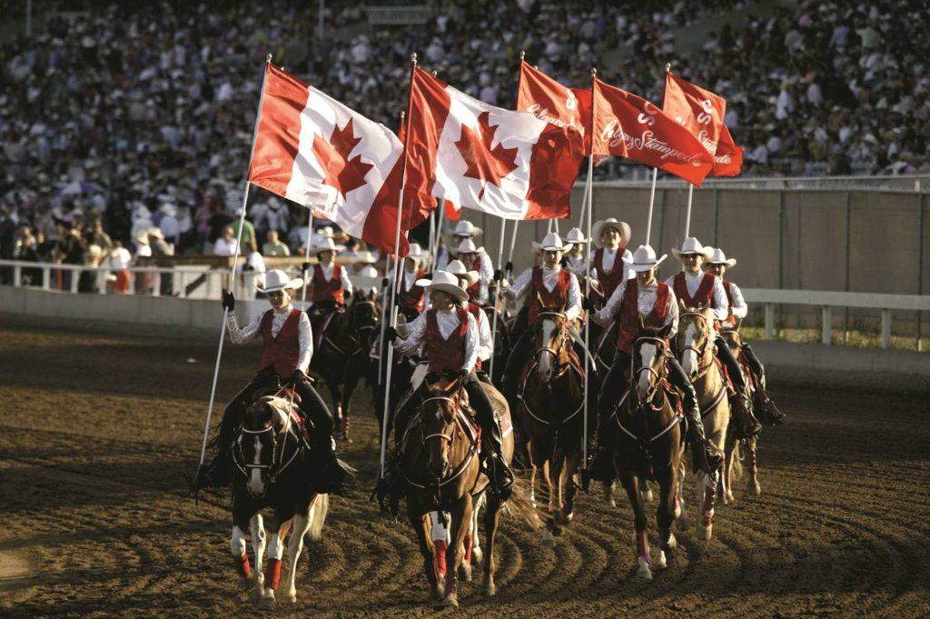 Calgary stampede 2019 dates in Brisbane
