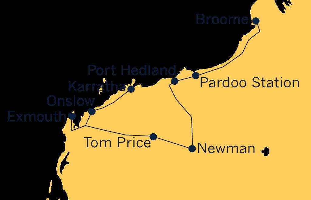 Quadrant Australia Pilbara Cattle Tour