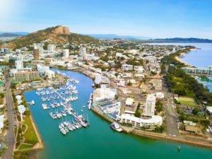 QLD Gulf Tour 2021 Quadrant Australia - Townsville