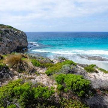 Kangaroo Island beach - Quadrant Australia South Australia & Kangaroo Island Tour 2021