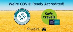 Covid Ready Quadrant Australia